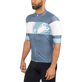 Castelli Ruota Maillot FZ Hombre, light/steel blue